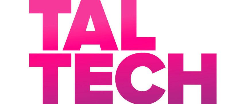 Logo of the Tallinn University of Technology (TalTech)
